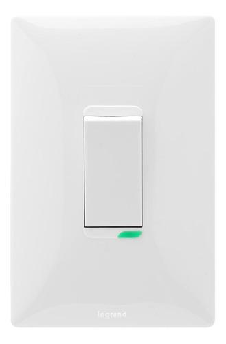 Interruptor Conmutable Futura Legrand