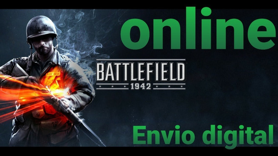 Battlefield 1942 Online Pc Envio Digital