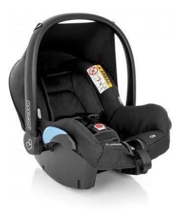 Bebê Conforto Citi Com Base Maxi-cosi Black Raven