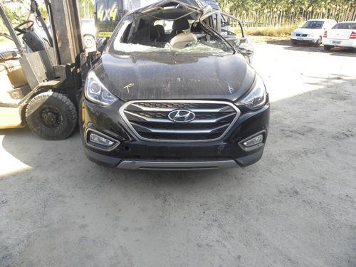 Sucata Hyundai Ix35 2.0 Flex Automatica 2017