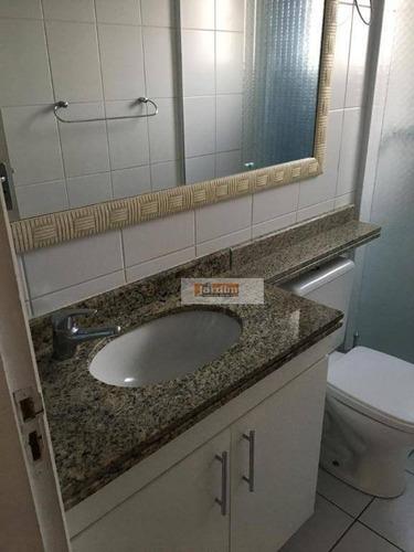 Apartamento Com 3 Dormitórios À Venda, 85 M² - Vila Mussolini - São Bernardo Do Campo/sp - Ap6579