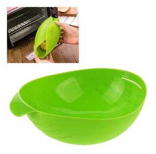 Bowl Traste De Silicon Para Calentar Cocinar En Horno