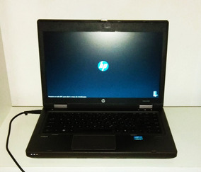 Notebook Hp Probook 6460b Intel Core I5 4gb Com Defeito