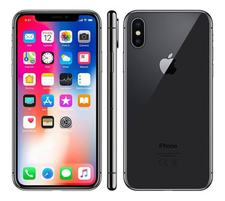 iPhone X 64 Gb Sin Caja+ Mica Smart Tecno Pro Oferta
