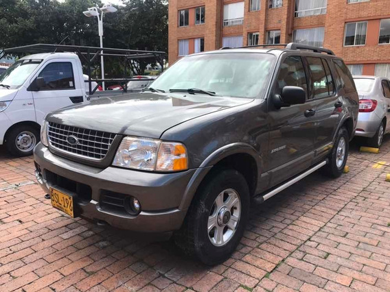 Ford Explorer Xlt Full Equipo