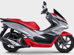 Moto Honda Pcx Sport 2019/2019 Zerada