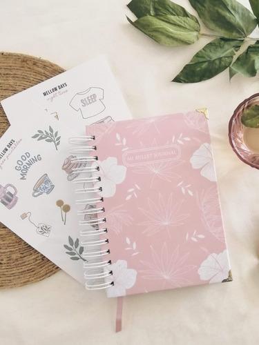 Libreta Cuaderno Bullet Journal Personalizado