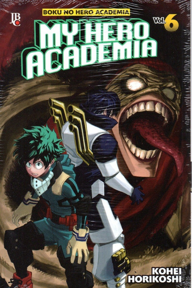 My Hero Academia 6 - Jbc 06 - Bonellihq Cx481 L19