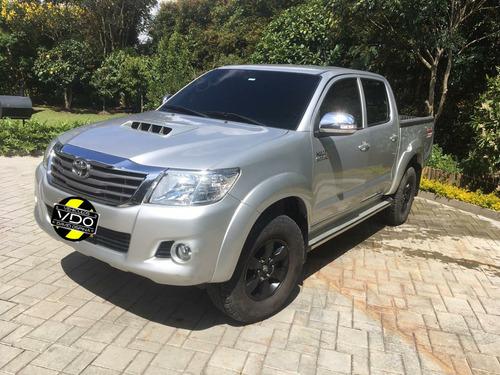 Toyota Hilux 2015 3.0 Srv 161 Hp