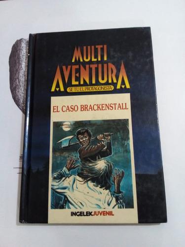 El Caso Brackenstall Multiaventura - Ingelek 1986 - T. D - U