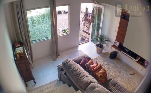 Imagem 1 de 24 de Casa Com 2 Dormitórios À Venda, 96 M² Por R$ 420.000,00 - Luz - Nova Iguaçu/rj - Ca0111