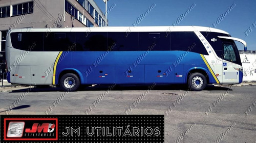 Imagem 1 de 8 de Paradiso 1050 G7 Ano 2010 Scania K310 46 Jm Cod.224
