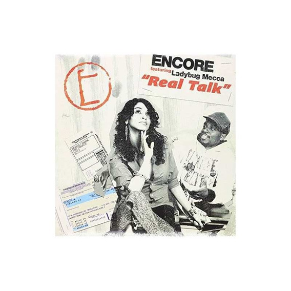 Encore Real Talk (x4) / Break Bread (x2) Usa 12