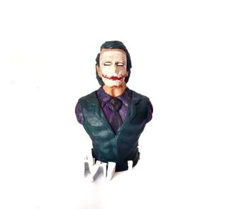 Busto Joker / Guasón 15cm - Impresión 3d - Flushastore