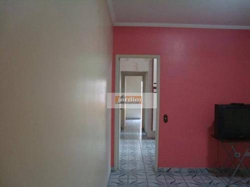 Sobrado Residencial À Venda, Jardim Farina, São Bernardo Do Campo. - So0215