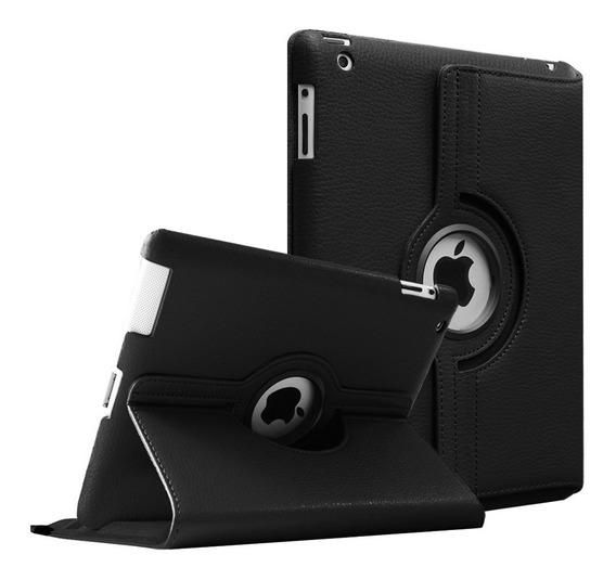Capa Case iPad 2 Apple 2º Ger. A1395 A1396 A1397 Giratória