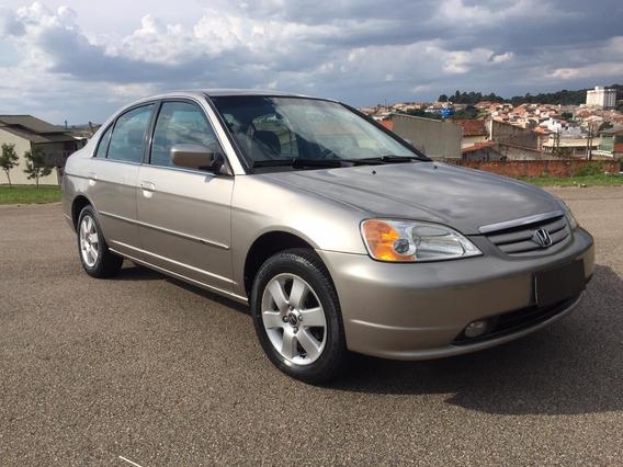 Honda Civic 2004 1.7 Lx 4p