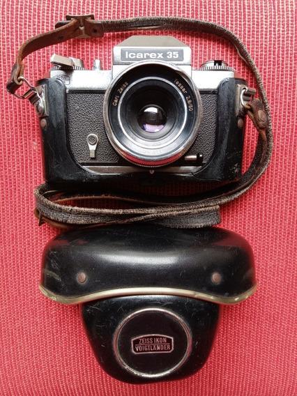 Máquina Fotográfica Icarex 35 - Zeiss Ikon Voigtänder