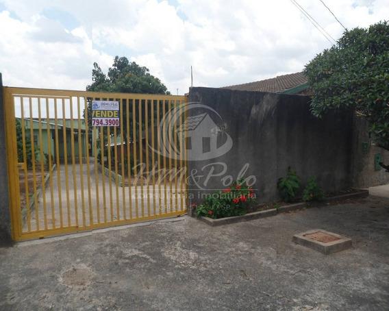 Casa À Venda Em Vila Palácios - Ca019624