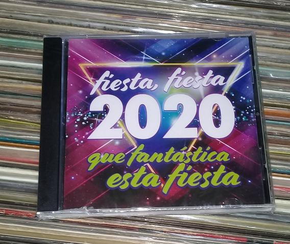 Fiesta Fiesta 2020 Banda Xxi Gilda Oa Cd Sellado / Kktus