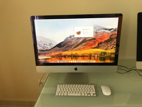 iMac 27  Late 2013 -ic I5- Nvidia Geforce Gtx 775m 2gb