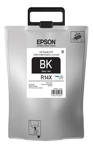 Tinta 20.000pág Negro Para Epson Workforce R5690 Tr12x120-al