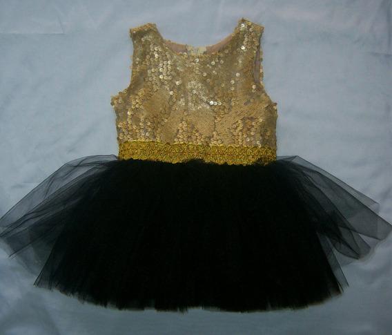 Vestido De Niña De Tull