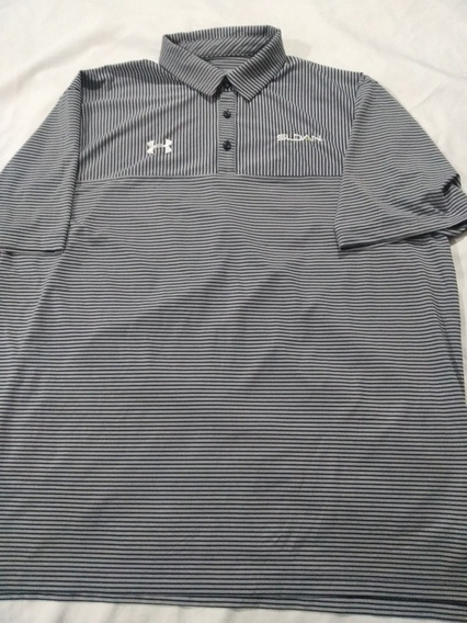 Playera Polo Under Armour Talla 2xl (usado) Moda Casual Tal