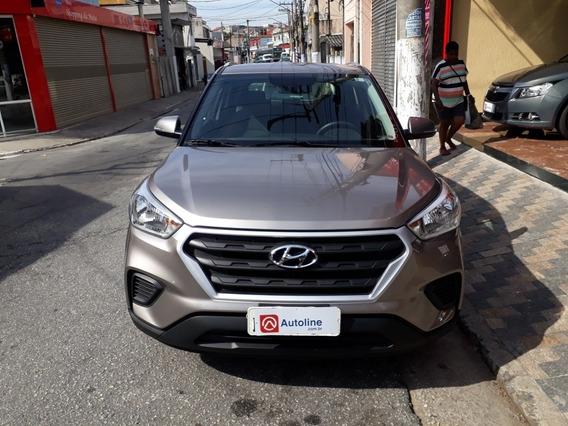 Hyundai Creta 1.6 Attitude Flex 5p 2019