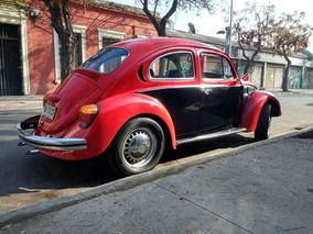 Volkswagen Escarabajo Año 81 Doc Atraso 5 Parado