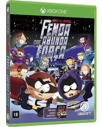 Jogo South Park A Fenda Que Abunda Força - Xbox One + Bônus