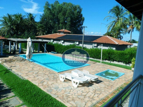 Rancho Residencial À Venda, Condomínio Paqueta, Araçatuba - Ra0029. - Ra0029