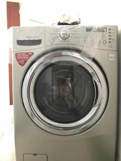 Lava-secadora Discovery Lg, Carga Frontal, 33-18 Lbs, Silver