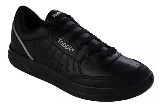 Zapatillas Topper X Forcer Hombre - Negro
