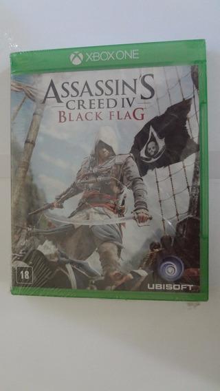 Assassins Creed Black Flag - Mídia Física - Novo