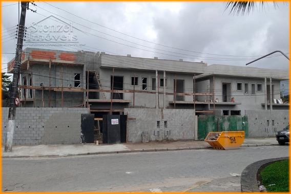 Casas Novas A Venda No Sesc Em Bertioga - Ca00082 - 34566003