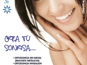 Ortodoncia Con Brackets Cosmeticos Sin Inicial