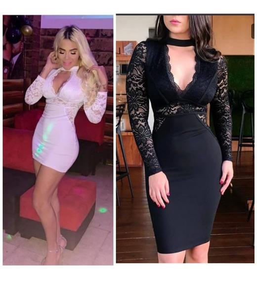 Vestido Colombiano Entrega Inmediata