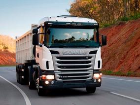 Scania G360 La 4x2 Llevala Por $368.550 Y Saldo En Cuotas