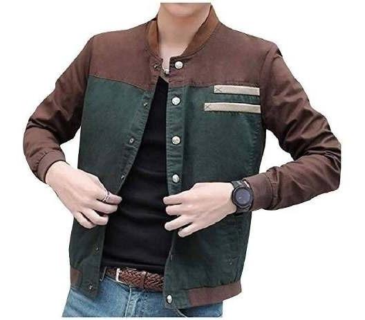 Jaqueta Blusa Casaco Masculina Estilo Militar
