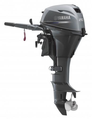 Motor Fuera Borda Yamaha 20hp 4t Japones 3 Años Gtia