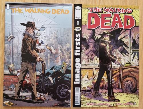 Imagen 1 de 1 de The Walking Dead #1 (numeros Especiales Usa)