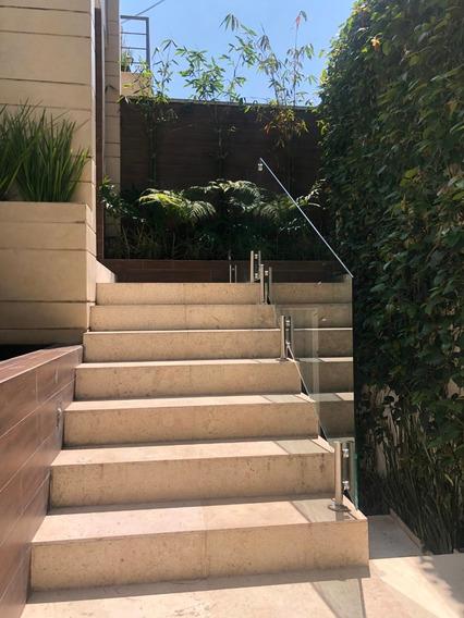 Espectacular Casa De 4 Recamaras En La Mejor Zona De La Cdmx