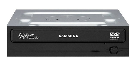 Quemador Interno Dvd-rw Sata Negro +lpi Samsung