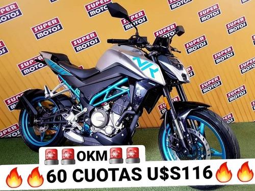 Cfmoto Nk300  Financiacion 100% Tomamos Tu Moto Usada !!