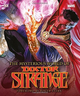 Libro The Mysterious World Of Doctor Strange - Marvel Comics
