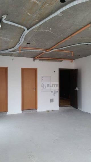 Sala Para Alugar, 41 M² Por R$ 2.640/mês - Vila Guiomar - Santo André/sp - Sa0305