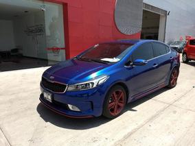 Kia Forte Sedan Sx 2018 Aut Qc Crédito Agencia Facturamos
