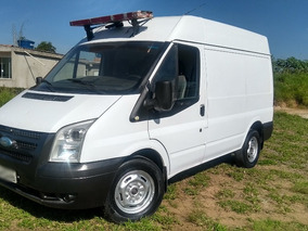 Ford Transit 2.4 Furgão Caminhonete No Documento