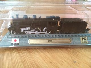 Coleção Miniatura Locomotivas Do Mundo Del Prado (10 Un)